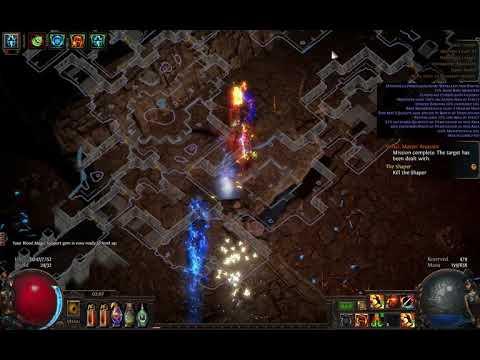 Path Of Exile Scion Fire Totem Build