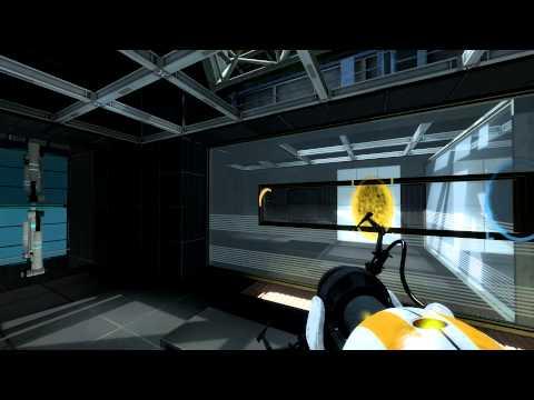 Portal 2 Coop mit Barlow und Vanion #1