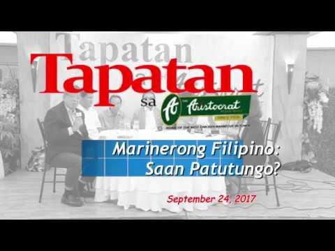 Marinerong Filipino: Saan Patutungo?