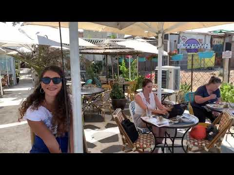 Tel-Aviv Jaffa #fleamarket old clock tower beaches promenade walk