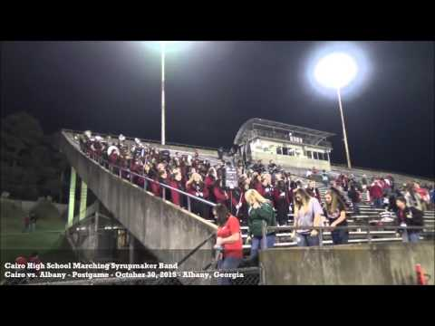Cairo vs. Albany - Post-game - October 30, 2015