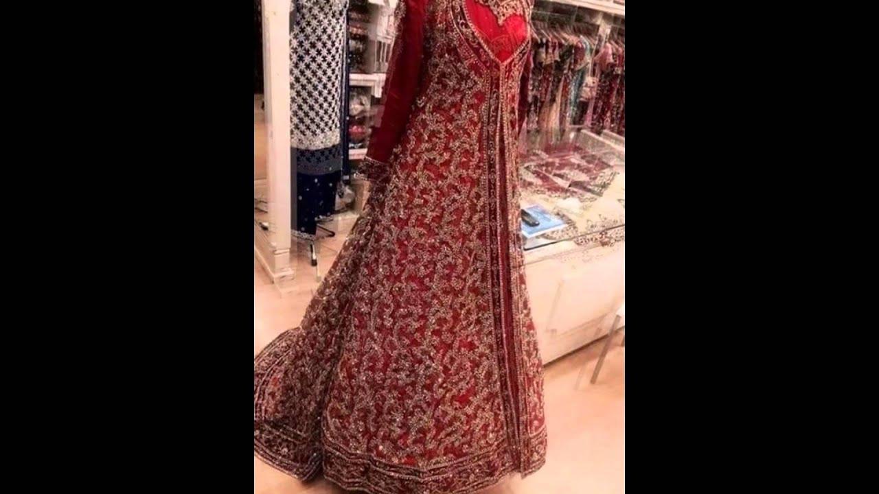 Beautiful Pakistani Wedding Dresses