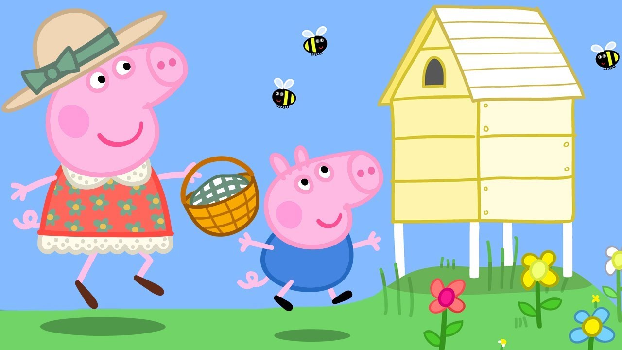 The Apathetic Parent S Guide To Peppa Pig Animated British