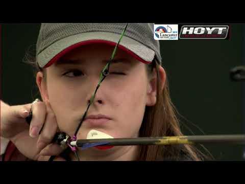 2018 Lancaster Archery Classic: Women's Open Finals