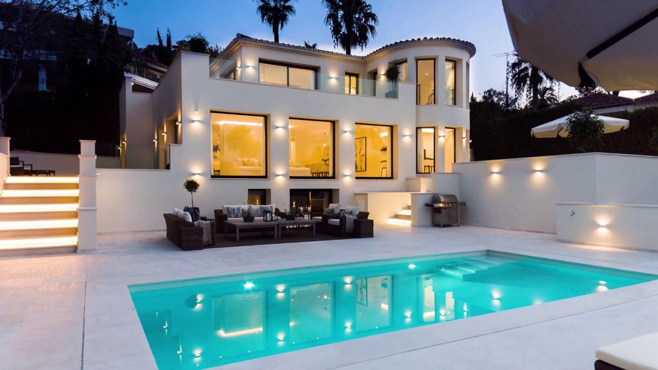 Villa Karma – Luxury Modern Villa, Marbella, Spain