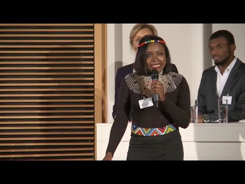 Digital Women Pitch at Start-up Night! Africa in Berlin October 2017