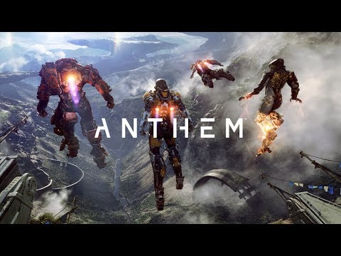 Anthem First Trailer from E3 2017  First Look At Bioware