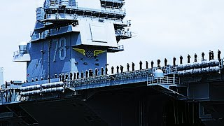 USS FORD! World's BIGGEST, BEST, MOST EXPENSIVE aircraft carrier completes SEA TRIALS!