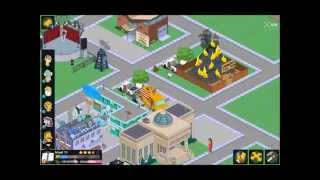 Hack Los Simpson Sprinfield ANDROID 4.7.4 Marzo-Abril 2014