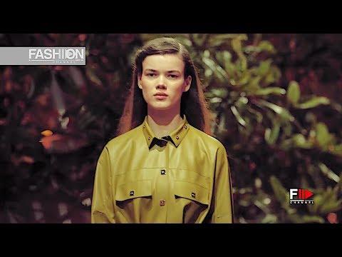 HERMÈS Fall 2018/2019 Paris - Fashion Channel
