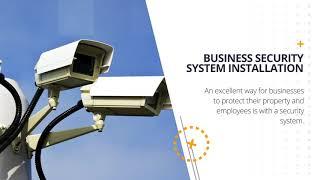 Security Camera Installation Salt Lake City - Utah Business Access Control