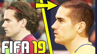FIFA 19 - NEW FACES CONCEPTS (Griezmann & Others) - FIFA 2018