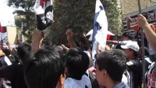 EN LA CAMINATA RVMBO AL ESTADIO CAMALITO GRONE - VRRVNAGA (FILIAL CHICLAYO)
