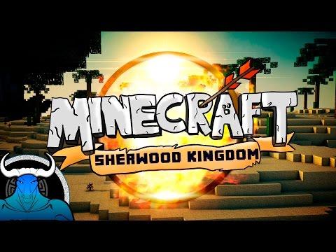 MINECRAFT CASTLE BASIC - SHERWOOD KINGDOM