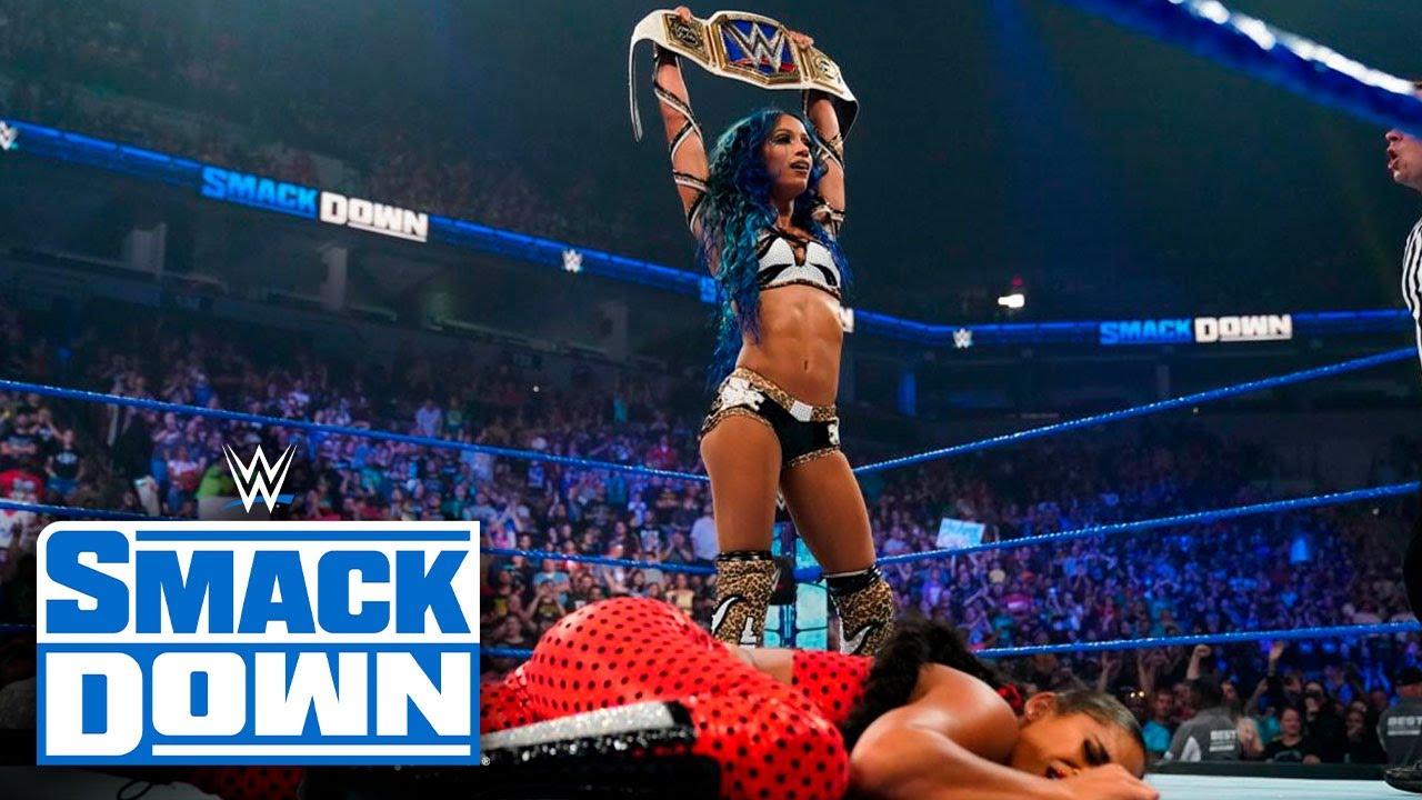 SASHA BANKS REGRESA A WWE| Smackdown 30 de Julio 2021 Previa