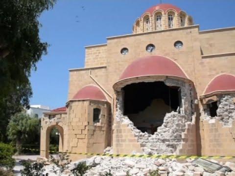 Hundreds Hurt in Earthquake That Struck Greece