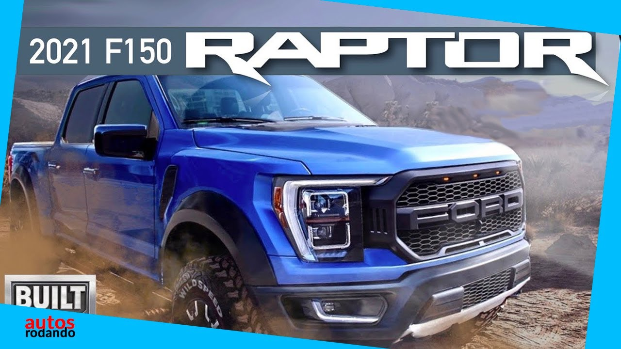 Ford Raptor 2021 Motor V8 Gt 500 Youtube