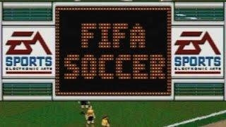 CGR Undertow - FIFA SOCCER 96 review for Sega Genesis