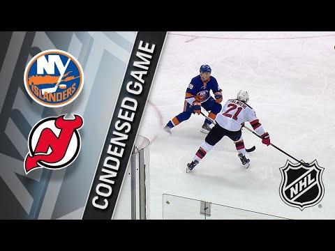 02/24/18 Condensed Game: Islanders @ Devils