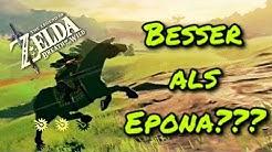 Das schnellste/beste Pferd in Zelda Breath of the Wild Teil 1/2