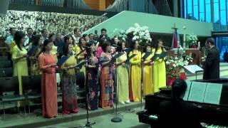 Bài Ca Dâng Hiến (Dao Kim - Trầm Hương)