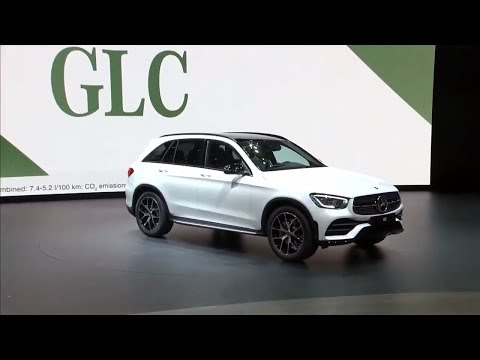 2020 Mercedes-Benz GLC facelift – BMW X3's biggest rival - World premiere