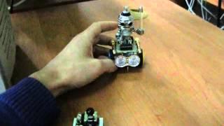 Самодельный робот: Robot Jedi