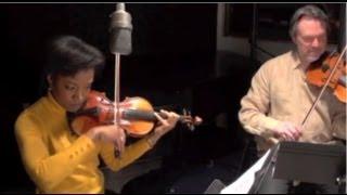 Ashokan Farewell (violin duet) Mark O