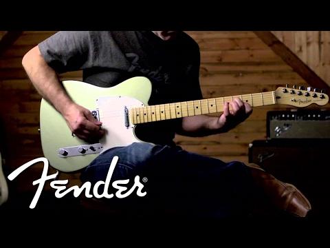Fender N3 Noiseless Telecaster® Pickups -- CLEAN   Fender on