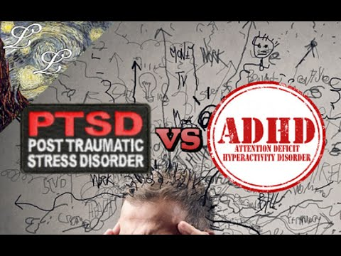Comparing and Contrasting PTSD with ADHD ft. Frank Domenic | ALifeLearned