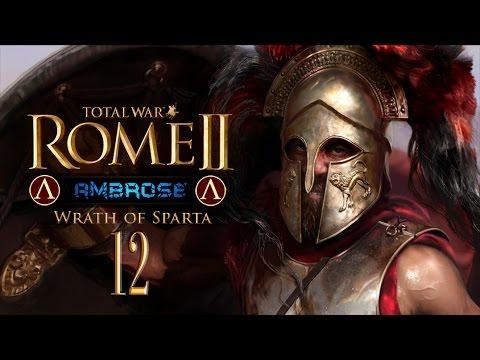 Total War: Rome II Wrath of Sparta | Sparta Gameplay [12]