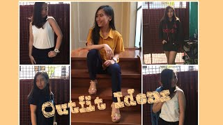 Simple Outfit Ideas 2019 | Philippines