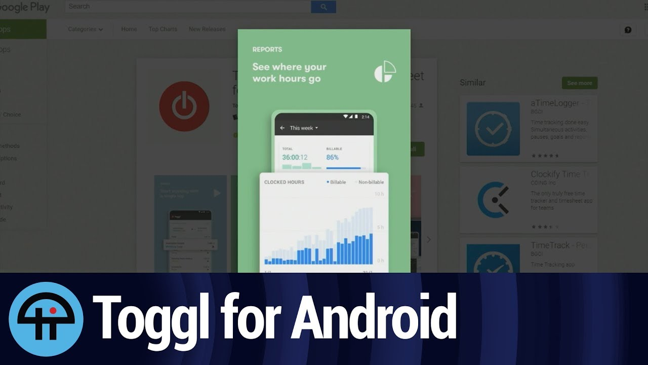 Toggl for Android