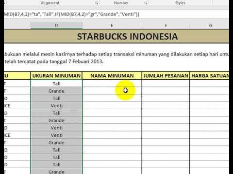 cara-mengerjakan-soal-excel-admin-starbucks-indonesia