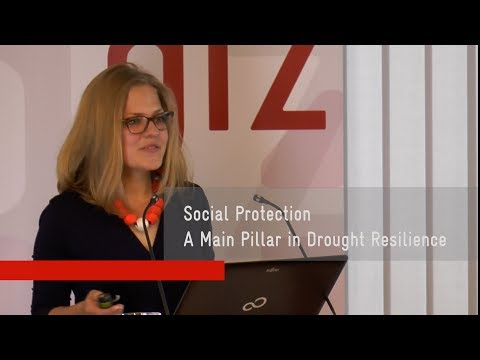 Social Protection – A main Pillar in Drought Resilience?  Experiences from sub-Saharan Africa