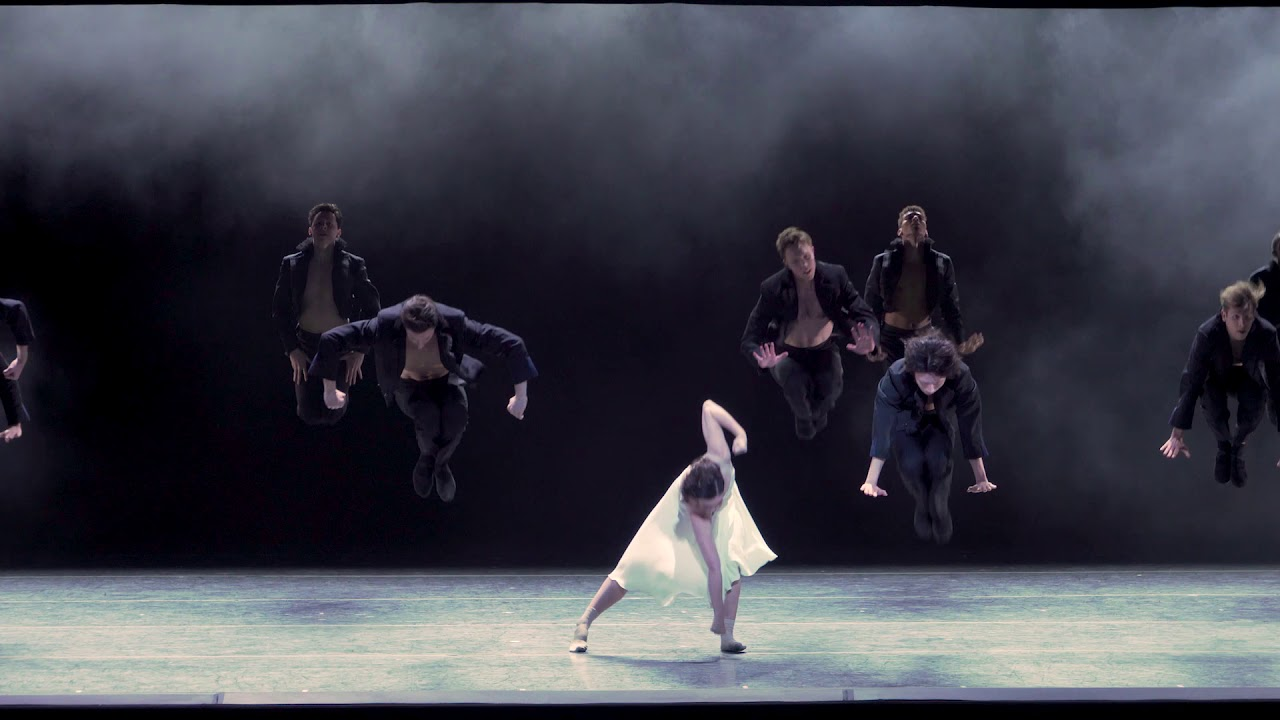 video: Boston Ballet ELA, Rhapsody in Blue