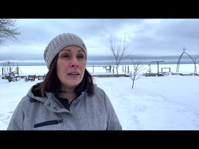 Treading Tides - Hannah Nicholls | Youth Climate Report
