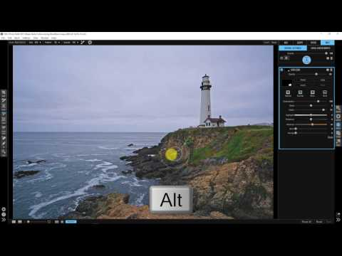 ON1 Workflow — Tone, Color, and Artistic Effects