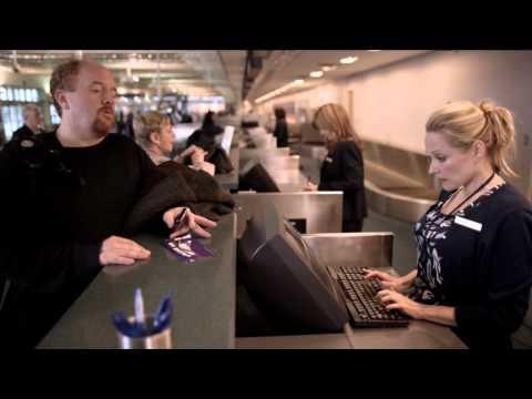Louie S01E05 - Airport Scene (VO/VOSTFR)