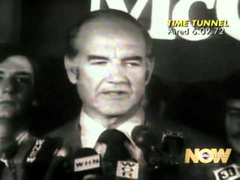 George McGovern and Ed Muskie 1972 ElectionWallDotOrg.flv