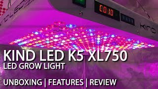 Kind LED XL750 Review, Unboxing, Pregled funkcij