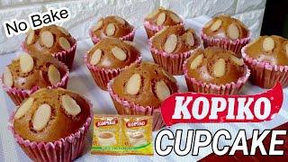 Kopiko Mocha Cupcake I No Bake Mocha Cupcake Recipe