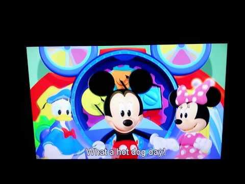 La maison de Mickey La Mickey danse