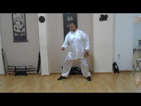 Master Bill Drougas Explains Tai Chi Power Direction