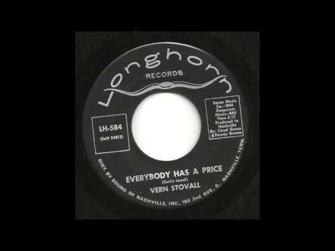 Vern Stovall - Everybody Has A Price