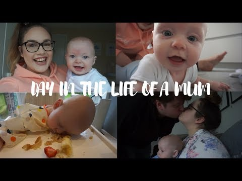 DAY IN THE LIFE OF A MUM | JADE TOMLINSON