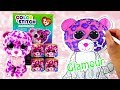 Glamour TY Beanie Boos Color & Stitch Pillow Kit DIY and Surprise Tins
