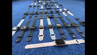Apple Watch series 5 44mm ⌚️ in used Very clean in dubai