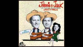 "Kitty Wells ""I Heard My Mother Weeping"" On KWKH Radio"
