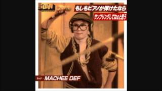 "Track&RAP by マチーデフ (MACHEE DEF) contains a sample of ""もしもピ..."